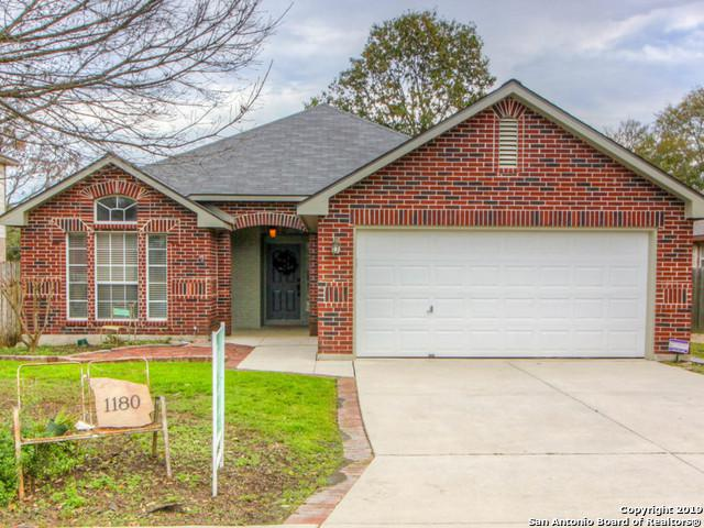 1180 Berry Creek Dr, Schertz, TX 78154 (MLS #1364601) :: ForSaleSanAntonioHomes.com