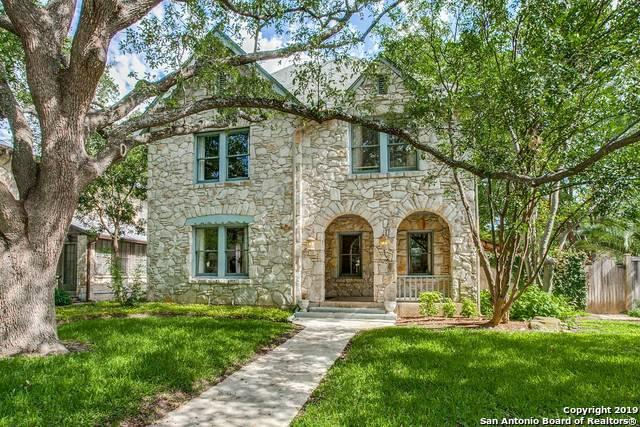 403 Thelma Dr, Olmos Park, TX 78212 (MLS #1365148) :: BHGRE HomeCity