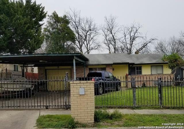 5915 Topcroft Dr, San Antonio, TX 78238 (MLS #1366106) :: The Castillo Group