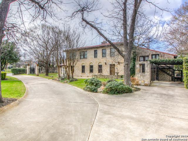 103 Park Hill Dr, San Antonio, TX 78212 (MLS #1366120) :: Tom White Group
