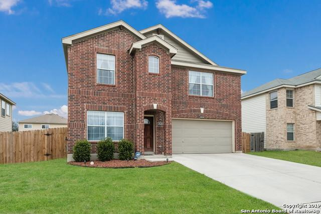 7619 Brisbane Bend, Converse, TX 78109 (MLS #1367485) :: Alexis Weigand Real Estate Group