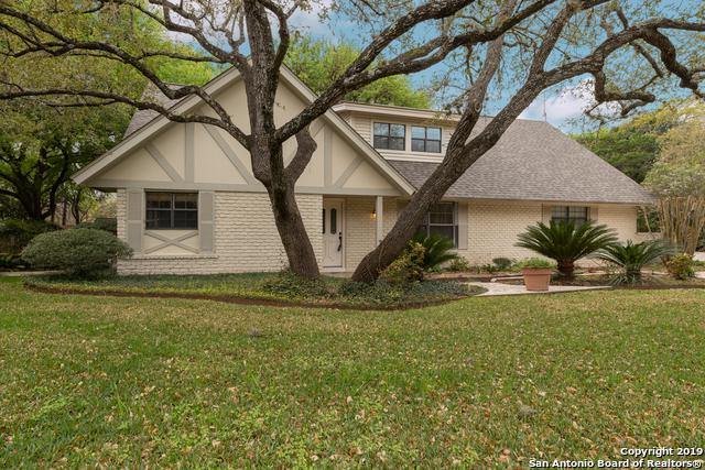 122 Broken Bough Ln, Shavano Park, TX 78231 (MLS #1367582) :: The Castillo Group