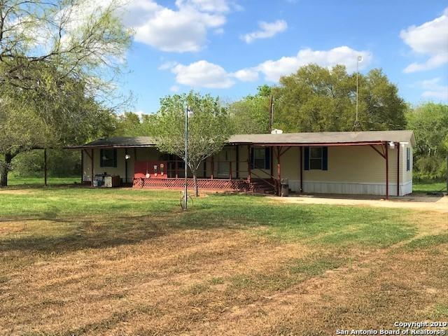 485 E County Road 304, Jourdanton, TX 78026 (MLS #1367596) :: Exquisite Properties, LLC