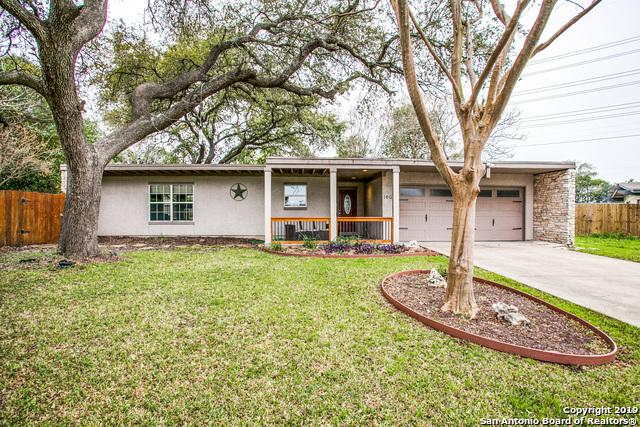 1802 Edgehill Dr, San Antonio, TX 78209 (MLS #1367615) :: Alexis Weigand Real Estate Group