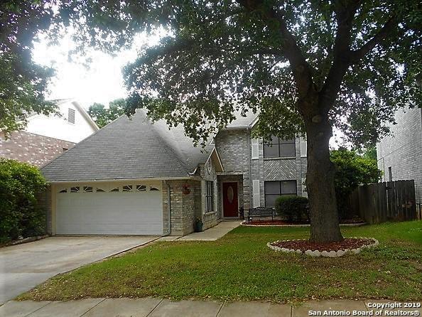 16706 Stoney Glade, San Antonio, TX 78247 (MLS #1367853) :: Alexis Weigand Real Estate Group