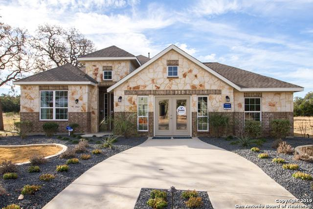 3066 Blenheim Park, Bulverde, TX 78163 (MLS #1367923) :: Erin Caraway Group