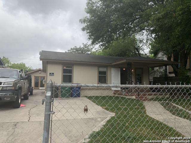 507 N San Ignacio Ave, San Antonio, TX 78228 (MLS #1368233) :: BHGRE HomeCity