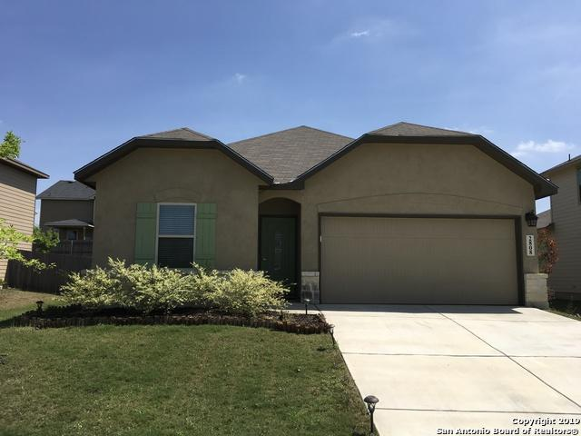 2808 Mistywood Ln, Schertz, TX 78108 (MLS #1369623) :: Alexis Weigand Real Estate Group