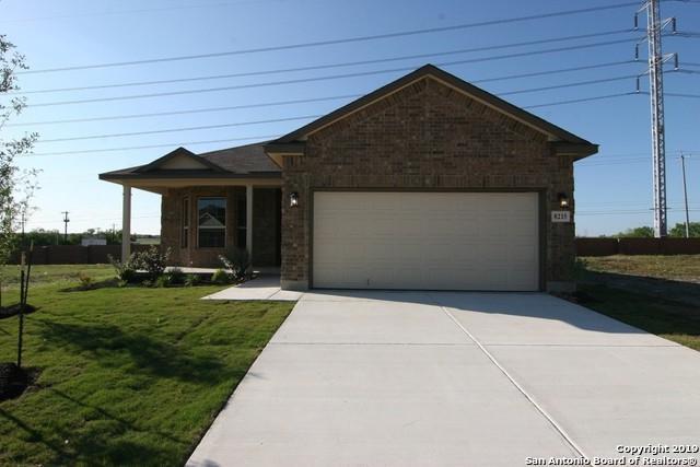 8215 Noble Crest, Converse, TX 78109 (MLS #1372902) :: BHGRE HomeCity