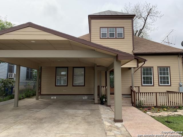 1118 Wyoming St, San Antonio, TX 78203 (MLS #1374008) :: Alexis Weigand Real Estate Group