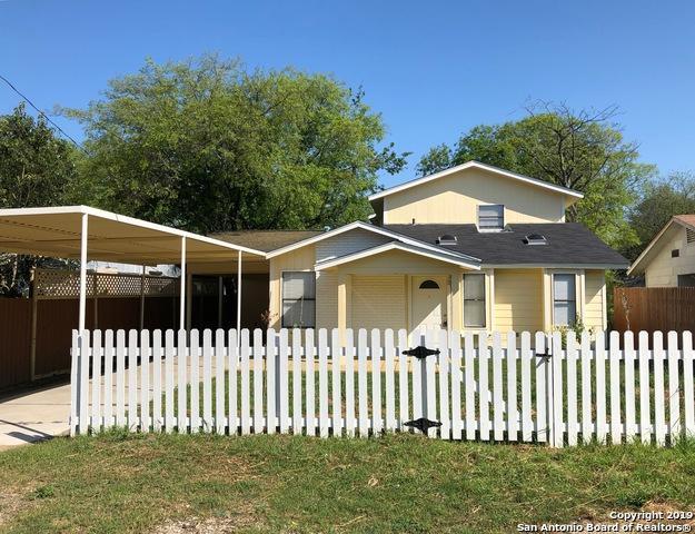 5115 Rita Ave, San Antonio, TX 78228 (MLS #1374228) :: Erin Caraway Group