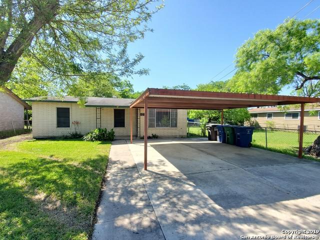 327 Carlota Ave, San Antonio, TX 78228 (MLS #1374998) :: Alexis Weigand Real Estate Group