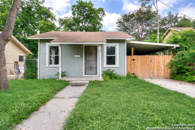 241 Southolme Ave, San Antonio, TX 78204 (MLS #1375680) :: Berkshire Hathaway HomeServices Don Johnson, REALTORS®