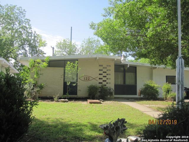 122 Cyril Dr., San Antonio, TX 78218 (MLS #1375944) :: Alexis Weigand Real Estate Group