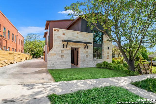 818 Martin Luther King Dr # 1, San Antonio, TX 78203 (MLS #1376000) :: Vivid Realty
