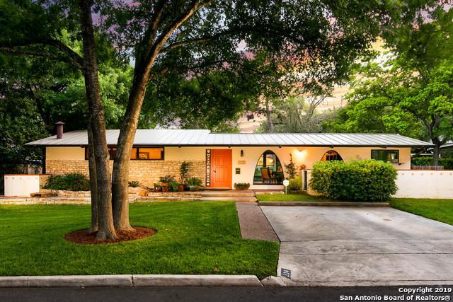 234 Five Oaks Dr, San Antonio, TX 78209 (MLS #1376886) :: The Castillo Group