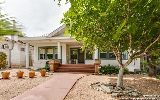 618 W Magnolia Ave, San Antonio, TX 78212 (MLS #1377018) :: Berkshire Hathaway HomeServices Don Johnson, REALTORS®