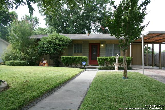 626 Dodic St, San Antonio, TX 78221 (MLS #1377021) :: Niemeyer & Associates, REALTORS®