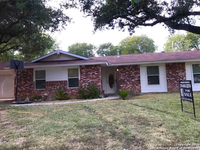 4119 Treehouse Dr, San Antonio, TX 78222 (MLS #1377241) :: BHGRE HomeCity