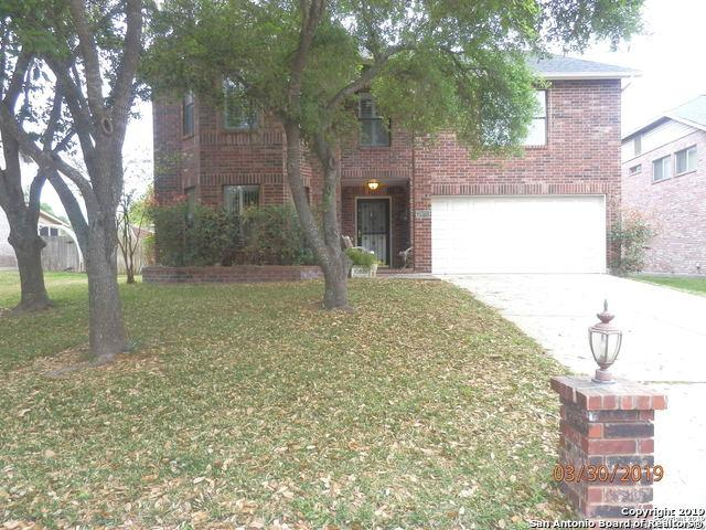 10826 Deercliff Pass, San Antonio, TX 78251 (MLS #1378502) :: Alexis Weigand Real Estate Group