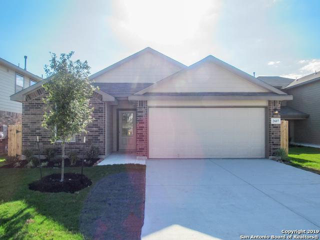 2607 Yaupon Ranch, San Antonio, TX 78244 (MLS #1378582) :: Tom White Group