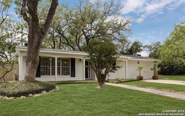 1810 Edgehill Dr, San Antonio, TX 78209 (MLS #1379330) :: The Mullen Group | RE/MAX Access