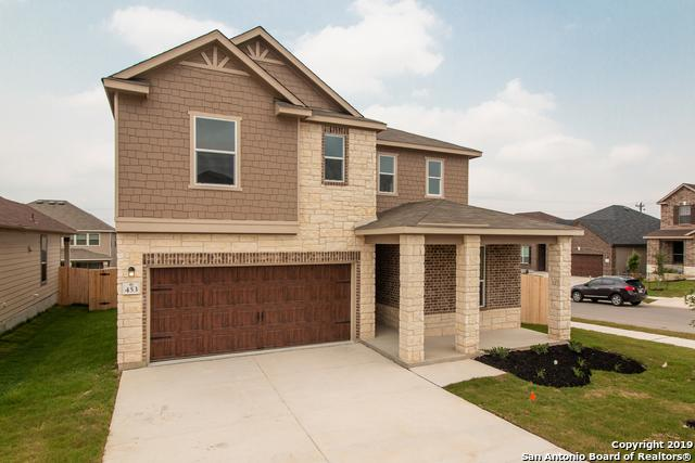 453 Landmark Stone, Cibolo, TX 78108 (MLS #1379758) :: Santos and Sandberg
