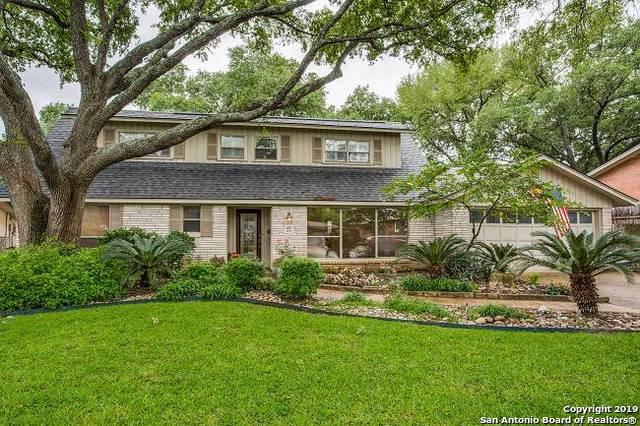 3006 Northridge Dr, San Antonio, TX 78209 (MLS #1382554) :: BHGRE HomeCity
