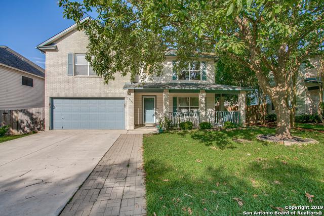 2543 Chasefield Dr, Schertz, TX 78154 (MLS #1383537) :: BHGRE HomeCity