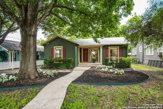 426 Abiso Ave, San Antonio, TX 78209 (MLS #1383917) :: Exquisite Properties, LLC