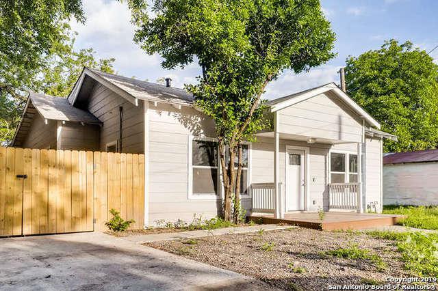 1315 S Olive St, San Antonio, TX 78210 (MLS #1384679) :: NewHomePrograms.com LLC