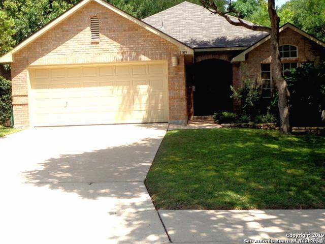 1109 Berry Park, Schertz, TX 78154 (MLS #1385440) :: Tom White Group