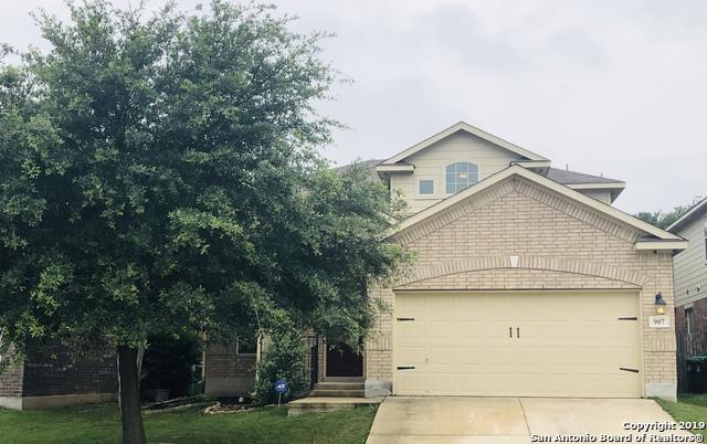 907 Siena View, San Antonio, TX 78253 (MLS #1386270) :: Tom White Group