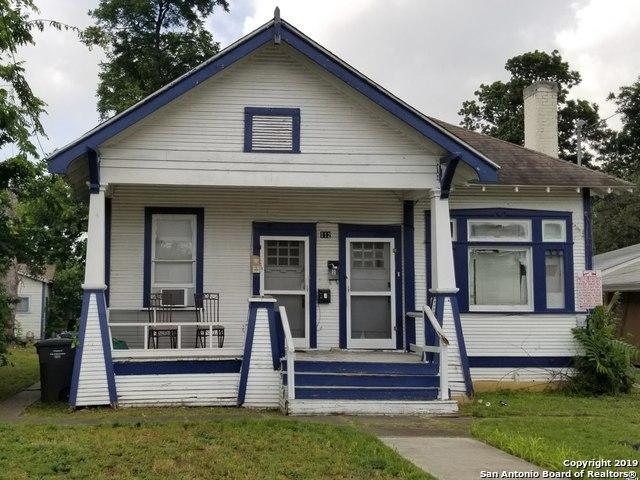 112 Taft Blvd, San Antonio, TX 78225 (MLS #1386880) :: BHGRE HomeCity