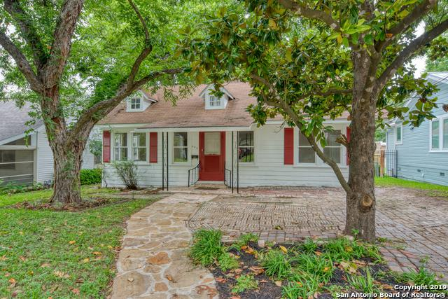 309 Alta Ave, Alamo Heights, TX 78209 (MLS #1386909) :: Neal & Neal Team