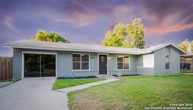 327 Cable Dr, San Antonio, TX 78227 (MLS #1387281) :: The Gradiz Group
