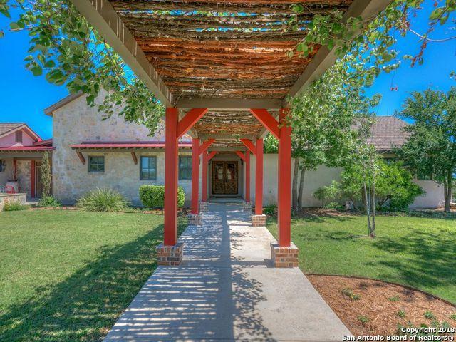 407B Upper Sisterdale Rd, Comfort, TX 78013 (MLS #1389131) :: Santos and Sandberg