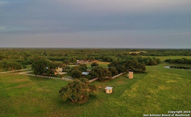 736 County Road 747, Yancey, TX 78886 (MLS #1390285) :: Santos and Sandberg
