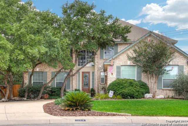 1103 Peg Oak, San Antonio, TX 78258 (MLS #1390504) :: River City Group