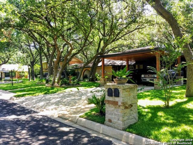 2723 Oak Bluff, San Antonio, TX 78230 (MLS #1390855) :: The Gradiz Group