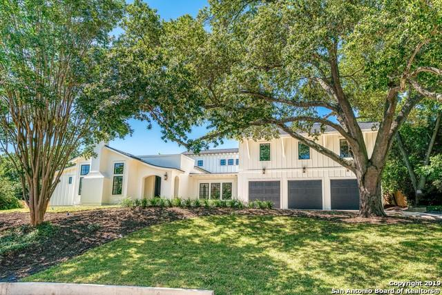 808 Ridgemont Ave, Terrell Hills, TX 78209 (MLS #1391085) :: The Castillo Group