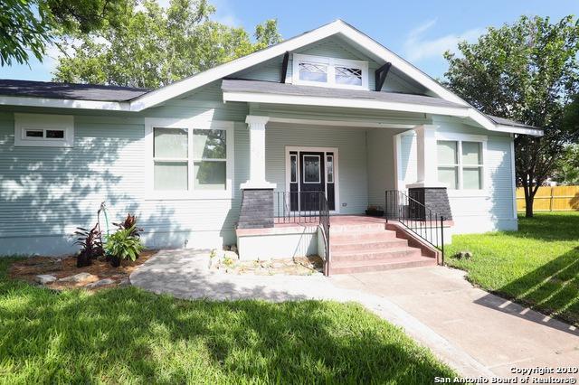 601 Hunstock Ave, San Antonio, TX 78210 (MLS #1391863) :: Tom White Group