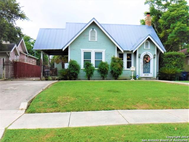 2010 W Huisache Ave, San Antonio, TX 78201 (MLS #1392174) :: Santos and Sandberg