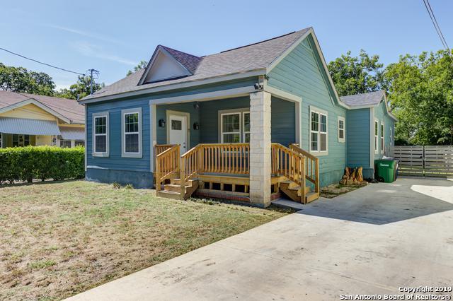 815 W Kings Hwy, San Antonio, TX 78212 (MLS #1392223) :: Tom White Group