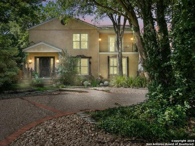 207 W Castano Ave, Alamo Heights, TX 78209 (MLS #1392402) :: BHGRE HomeCity