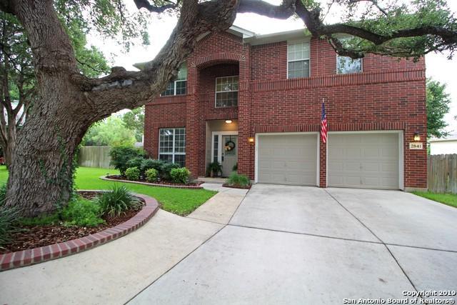 2841 Mimosa Dr, Schertz, TX 78154 (MLS #1392631) :: BHGRE HomeCity