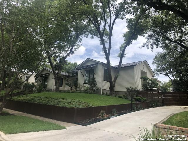 333 Rosemary Ave, Alamo Heights, TX 78209 (MLS #1392697) :: BHGRE HomeCity