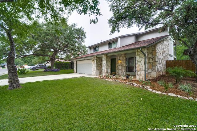 8722 Woods End St, San Antonio, TX 78240 (MLS #1393976) :: BHGRE HomeCity