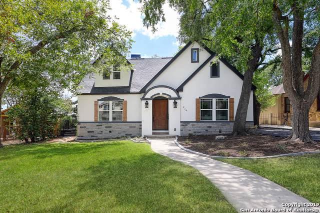 224 Primera Dr, Olmos Park, TX 78212 (MLS #1395933) :: BHGRE HomeCity