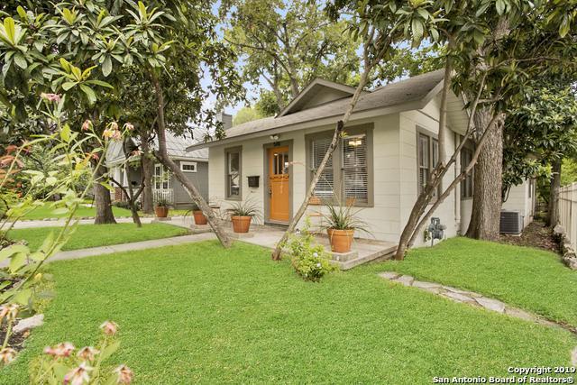 516 E Huisache Ave, San Antonio, TX 78212 (MLS #1395985) :: BHGRE HomeCity